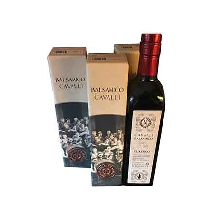 Condimento Balsamico Cavalli produktbilde